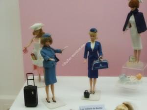 les metiers de Barbie 2 février 2013