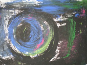 Painting eye 2