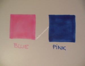 Pink & Blue 2