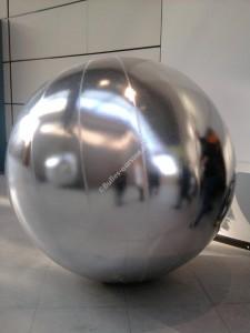 Boule argentée Mmacs 2